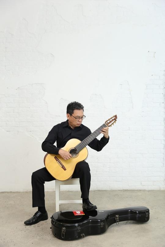 Guitarist - Banker Trần Hoài Phương: Sống, tưởng nhớ và không nuối tiếc - Ảnh 1.