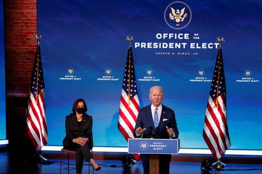 Kế hoạch tham vọng của ông Joe Biden - Ảnh 1.