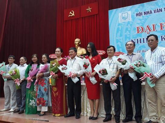 Hội Nhà văn TP HCM lấy chất lượng sáng tác làm trung tâm - Ảnh 1.