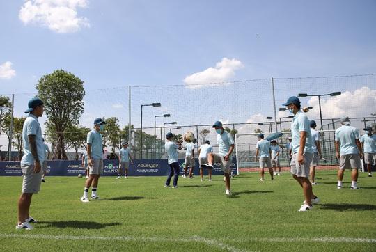 Novaland tài trợ cho Câu lạc bộ Sài Gòn FC - Ảnh 2.
