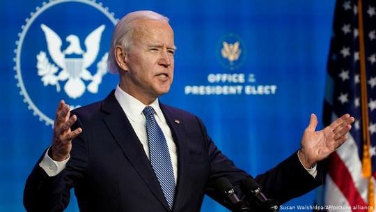 """Ông Joe Biden đề xuất """"kế hoạch giải cứu nước Mỹ"""" 1,9 ngàn tỉ USD - Ảnh 1."""