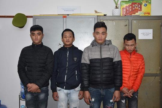 Bắt nhóm chuyên trộm xe máy ở Quảng Nam, Đà Nẵng - Ảnh 1.