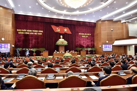 Hội nghị Trung ương 15 chuẩn bị nhân sự chủ chốt - Ảnh 2.