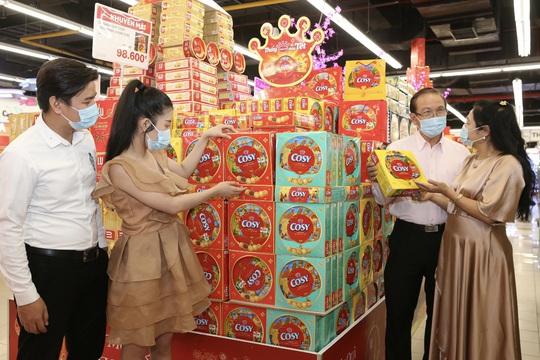 Mondelez Kinh Đô ra mắt các dòng sản phẩm đặc biệt phục vụ Tết Nguyên Đán - Ảnh 1.