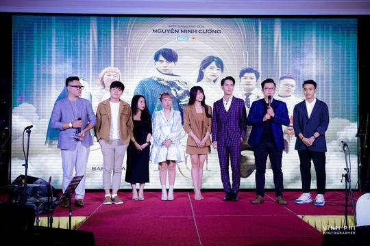 Barry Nam Bảo ra mắt ca khúc mới, mong muốn chinh phục giải thưởng âm nhạc - Ảnh 5.