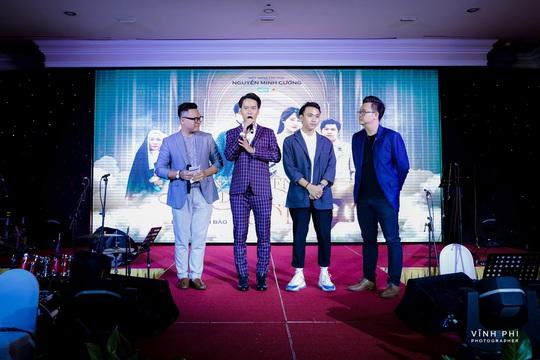 Barry Nam Bảo ra mắt ca khúc mới, mong muốn chinh phục giải thưởng âm nhạc - Ảnh 10.