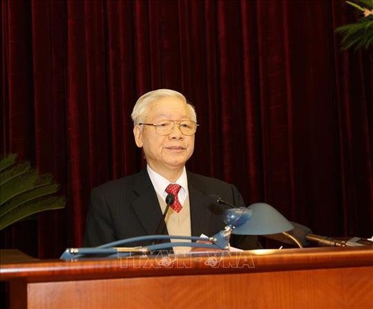 Chùm ảnh: Khai mạc Hội nghị Trung ương 15 có ý nghĩa cực kỳ quan trọng - Ảnh 6.