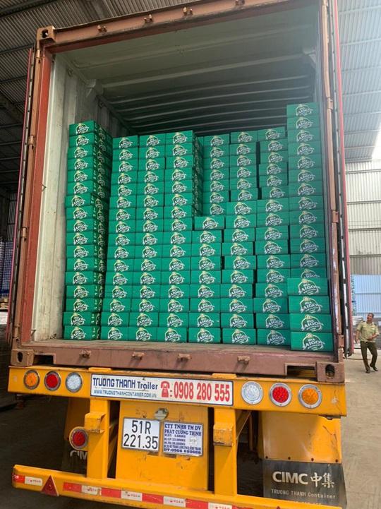 Đề nghị truy tố giám đốc cùng pháp nhân Công ty bia Sài Gòn Việt Nam - Ảnh 1.