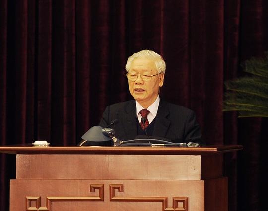 Trung ương Đảng thông qua danh sách trường hợp đặc biệt tái cử Bộ Chính trị, nhân sự chủ chốt khóa XIII - Ảnh 2.