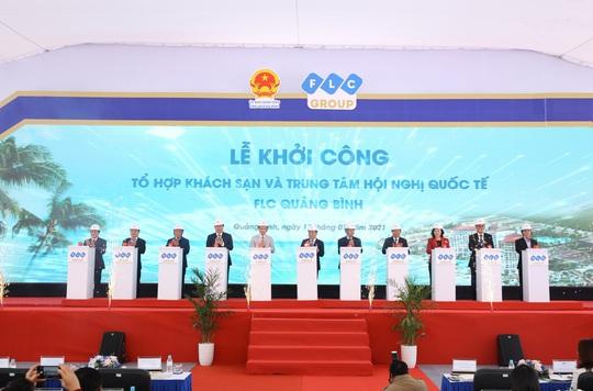 Tỉ phú Trịnh Văn Quyết: Quảng Bình có biệt thự ven biển giá triệu đô - Ảnh 1.
