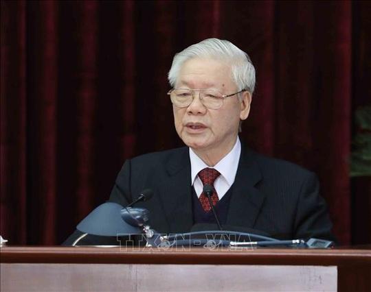 Tổng Bí thư, Chủ tịch nước: Sẵn sàng tiến tới Đại hội XIII thành công rực rỡ - Ảnh 1.