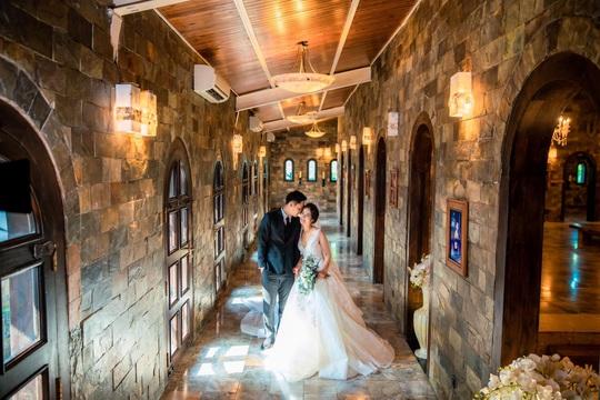 Top phim trường chụp hình cưới đẹp nhất tại TP HCM - Ảnh 1.