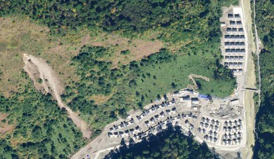 Trung Quốc bị tố xây làng bên trong lãnh thổ Ấn Độ - Ảnh 1.