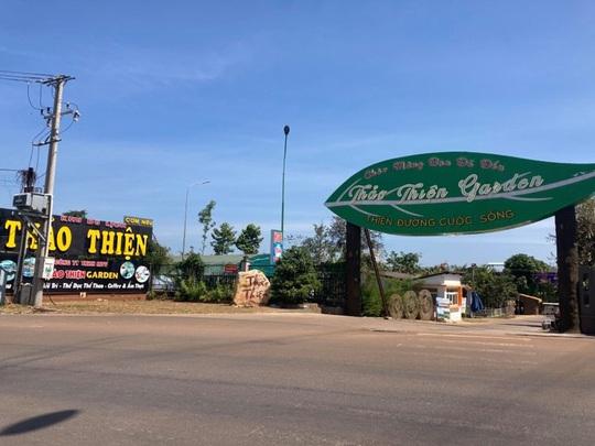 Ngỡ ngàng với 2 đại công trình xây chui ở Đồng Nai và Bà Rịa-Vũng Tàu - Ảnh 1.