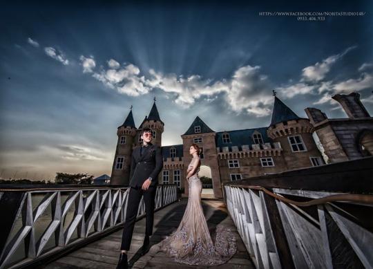 Top phim trường chụp hình cưới đẹp nhất tại TP HCM - Ảnh 4.