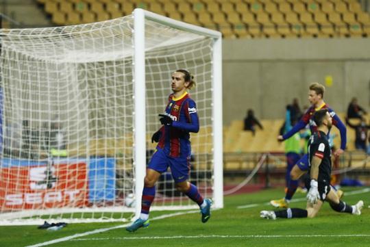 Messi bị đuổi, Barcelona đại bại ở Siêu cúp Tây Ban Nha - Ảnh 4.