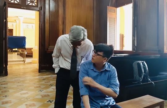 Vì sao TAND TP HCM hoãn xử Nguyễn Cao Hoành Sơn? - Ảnh 1.