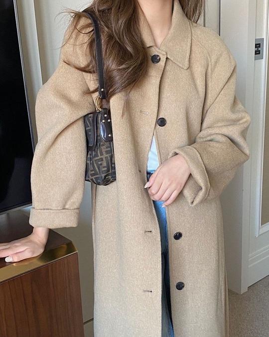 Ghi nhớ 4 cách chọn áo khoác dáng dài ưng ý không dìm dáng - Ảnh 3.