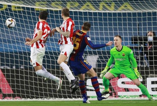 Messi bị đuổi, Barcelona đại bại ở Siêu cúp Tây Ban Nha - Ảnh 5.