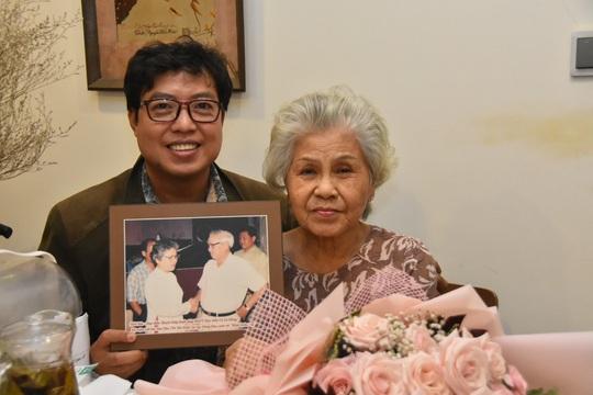 Mai Vàng nhân ái thăm NSƯT Ca Lê Hồng sau ca phẫu thuật viêm túi mật - Ảnh 2.