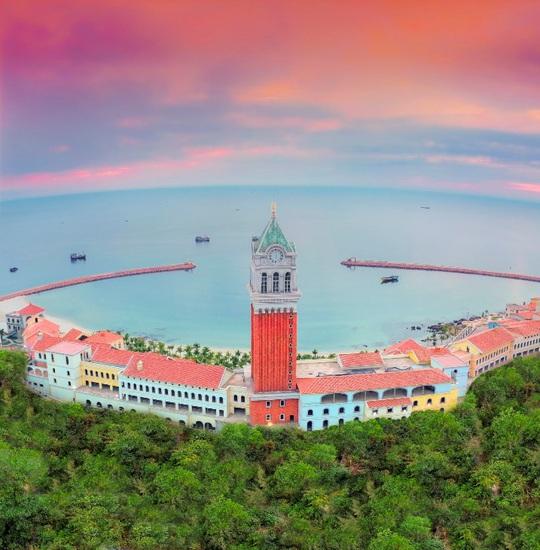 """Sun Group """"trình làng"""" tổ hợp căn hộ cao tầng Sun Grand City Hillside Residence tại Phú Quốc - Ảnh 2."""