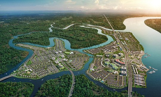 Đầu tư đất nền, nhà phố tỉnh vùng ven tăng nhiệt - Ảnh 1.