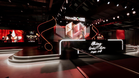 """Tiếp nối chuỗi sự kiện tri ân, Novaland """"chiêu đãi"""" đêm nghệ thuật đỉnh cao Nova Concert - Ảnh 3."""