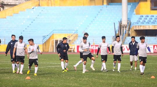 Thành Lương: CLB Hà Nội đặt mục tiêu giành trọn 3 điểm trước Becamex Bình Dương - Ảnh 2.