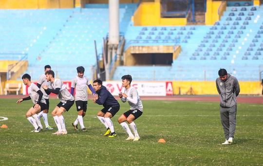 Thành Lương: CLB Hà Nội đặt mục tiêu giành trọn 3 điểm trước Becamex Bình Dương - Ảnh 4.