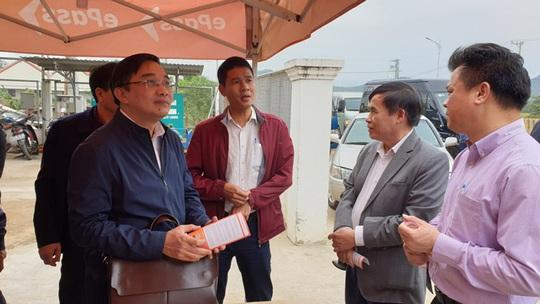 Hai hướng xử lý trạm BOT Ninh Xuân - Ảnh 1.