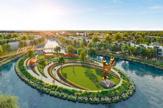 Đảo Phượng Hoàng: Vượng khí hội tụ - sinh thái giao hòa trên thế đất nguyên sinh - Ảnh 2.