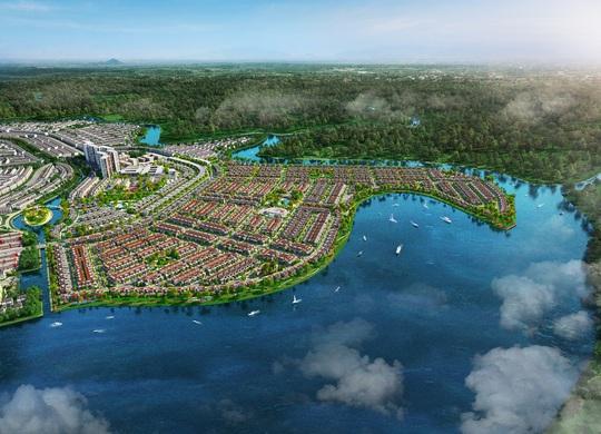 Đảo Phượng Hoàng: Vượng khí hội tụ - sinh thái giao hòa trên thế đất nguyên sinh - Ảnh 1.