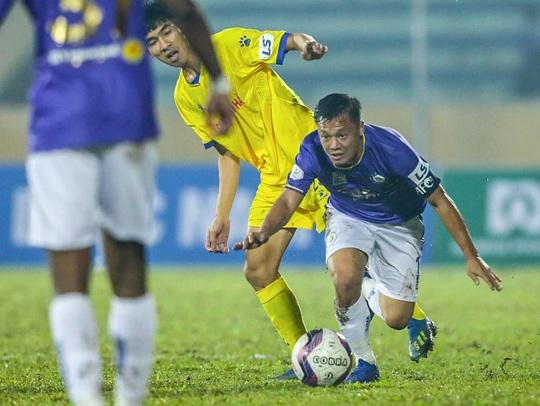 Thành Lương: CLB Hà Nội đặt mục tiêu giành trọn 3 điểm trước Becamex Bình Dương - Ảnh 1.
