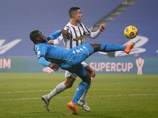 Ronaldo lập công giúp Juventus vô địch Siêu cúp Ý - Ảnh 3.