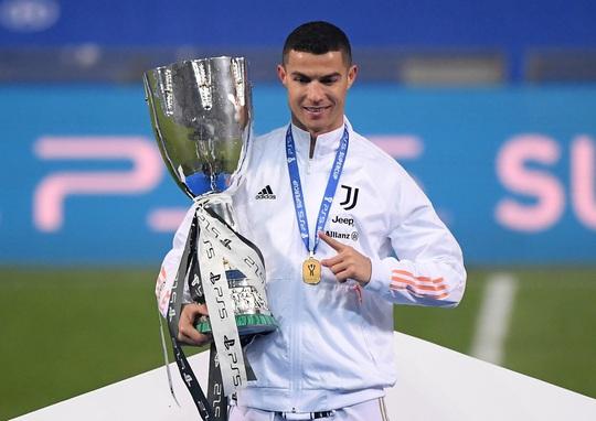 Ronaldo lập công giúp Juventus vô địch Siêu cúp Ý - Ảnh 5.