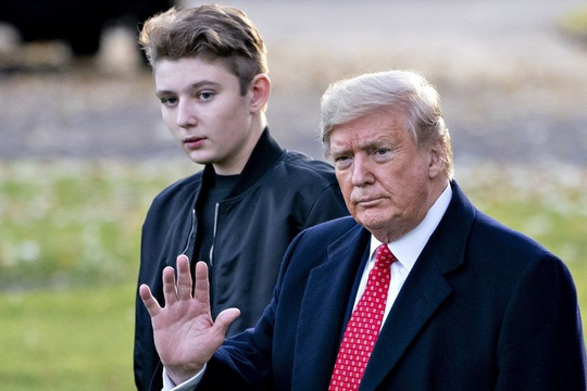 Chuyện hậu trường ngày ông Trump rời Nhà Trắng - Ảnh 2.