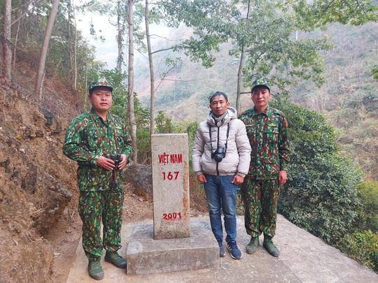Bảo vệ vùng biên, vì bình yên Tổ quốc (*): Oai hùng nơi biên ải - Ảnh 1.