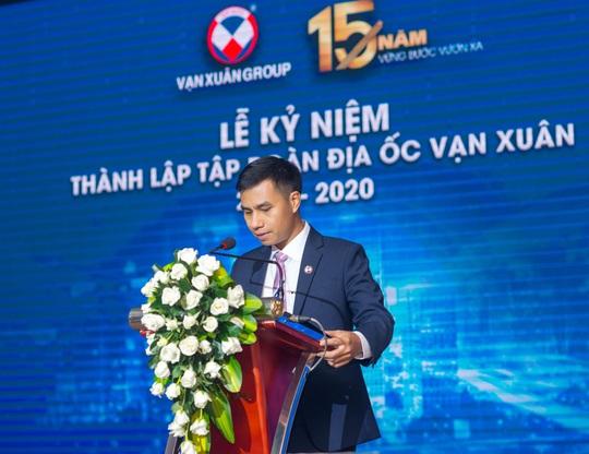 Vạn Xuân Group khẳng định uy tín thương hiệu chủ đầu tư - Ảnh 1.