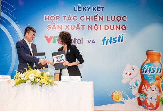 Fristi hợp tác VTV Digital xây dựng chuỗi chương trình giải trí cho thiếu nhi trên nền tảng số - Ảnh 2.