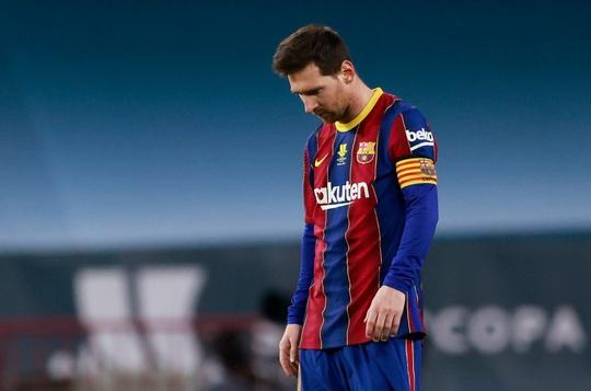 Barcelona gặp khó trong việc giữ Messi - Ảnh 1.