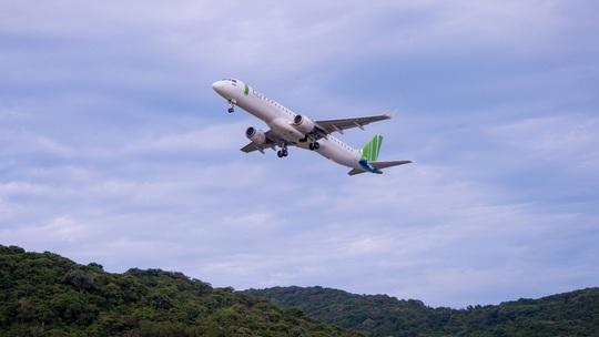 Bamboo Airway bay TP HCM - Côn Đảo từ tháng 2-2021 - Ảnh 1.