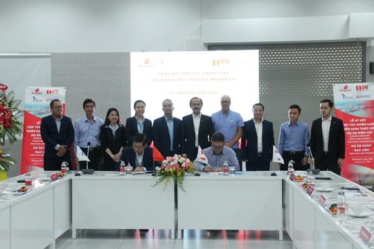 Cảng Quốc tế Long An hợp tác triển khai Dự án Điện gió tại Việt Nam - Ảnh 1.