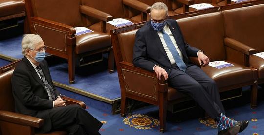 Thượng viện đã định ngày phiên xử luận tội ông Donald Trump - Ảnh 1.