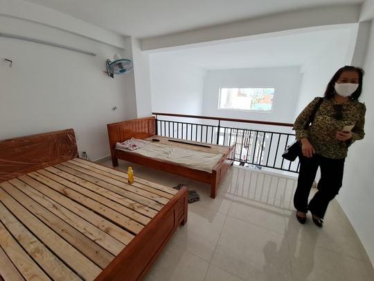 Bên trong căn nhà của ông Đoàn Ngọc Hải dành cho người nghèo - Ảnh 1.