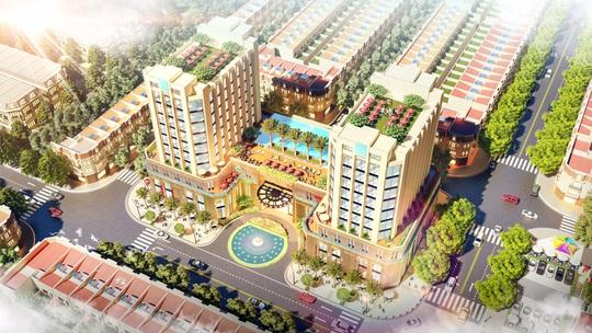 Cháy hàng khu đô thị Thăng Long Central City - Ảnh 5.