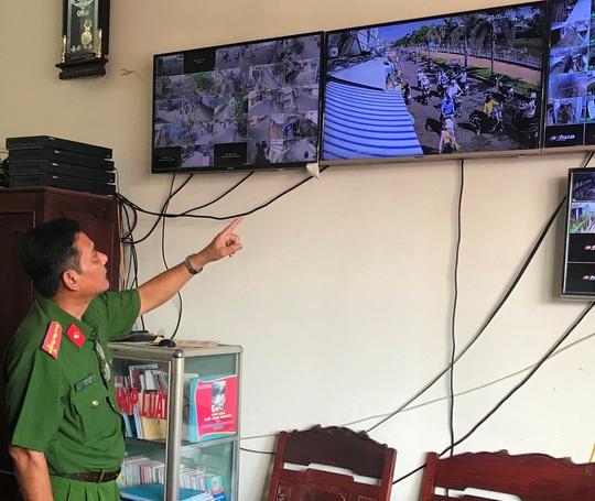 Camera hỗ trợ công an phá án - Ảnh 1.