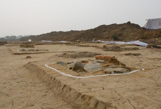CLIP: Nhiều phát hiện mới tại Di sản thế giới Thành nhà Hồ - Ảnh 8.