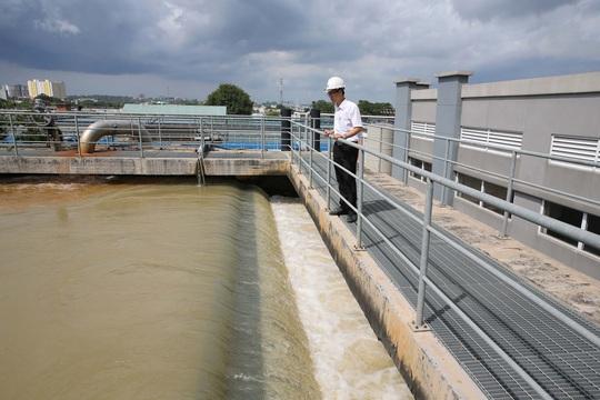 TP HCM thay đổi cách khử trùng nước - Ảnh 1.
