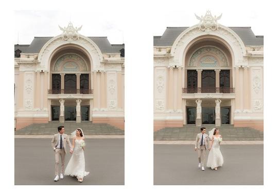Bật mí những địa điểm chụp ảnh cưới lý tưởng ở TP HCM - Ảnh 2.