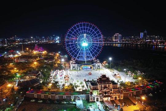 Miễn phí vé vào cửa, tưng bừng sự kiện, Công viên châu Á là điểm đến hấp dẫn dịp Tết này - Ảnh 2.